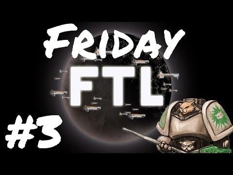Faster than Friday - Episode 3 - Firey Balls