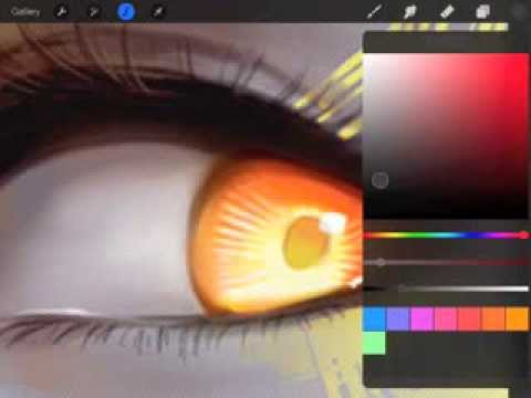 How To Use The Selection Tool Procreate 2 Tutorial