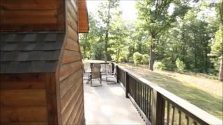 Cody's Log Cabins In Branson: Deer Run Log Cabin