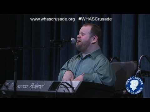 Patrick Hughes 2017 performance  64th WHAS Crusade for Children