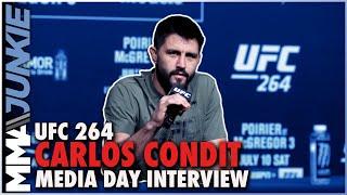 Carlos Condit reveals new contract after winning streak