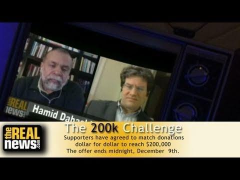 Iran - Hamid Dabashi and Robert Naiman