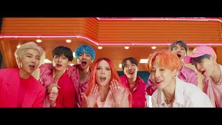 [Spotify Ver.] BTS (방탄소년단) '작은 것들을 위한 시 (Boy With Luv) feat. Halsey' MV
