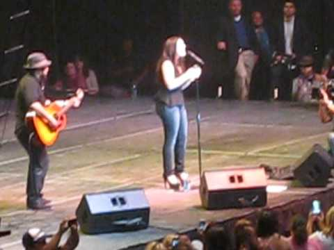 Kree Harrison- See You Again- Hometown Concert, Beaumont Texas (Ford Arena)