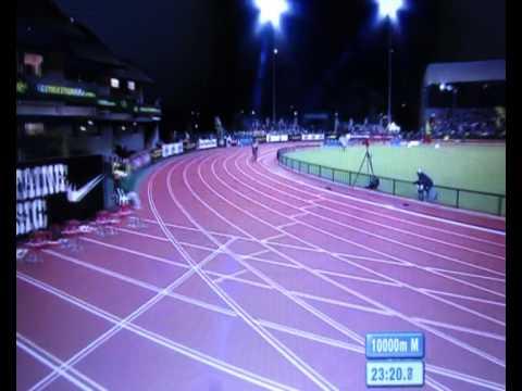 Galen Rupp  10000m - 26.44.36