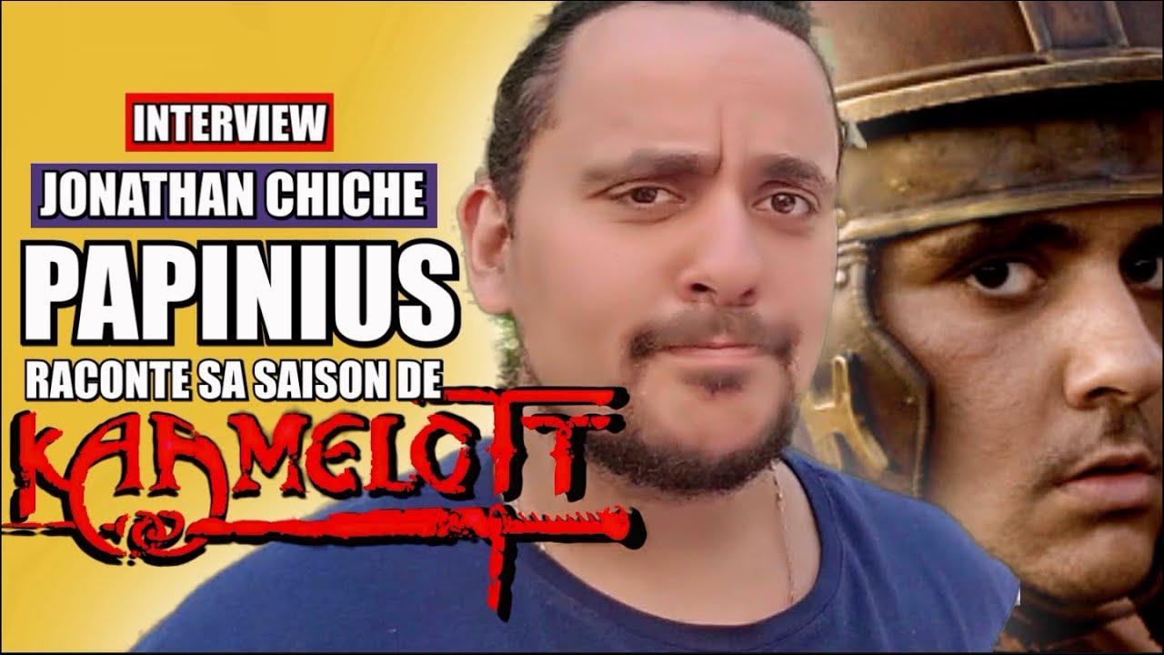Kaamelott: Papinius raconte son tournage.