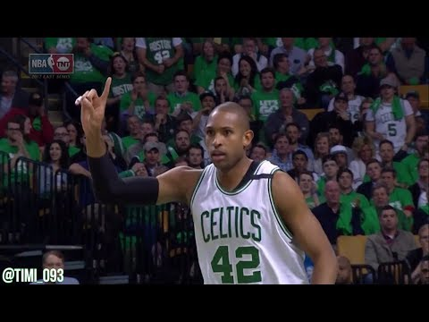 Al Horford 2017 NBA Playoffs Highlights