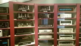 Vintage stereo shopping, McIntosh mac kit 30 set, Marantz and more