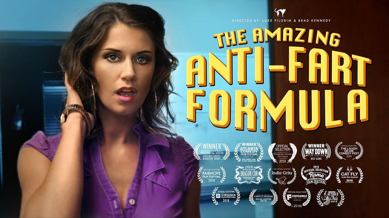 The Amazing Anti-Fart Formula (2018)- Award Winning Comedy Short Film