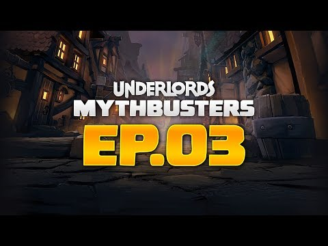Dota Underlords - Mythbusters Ep. 3