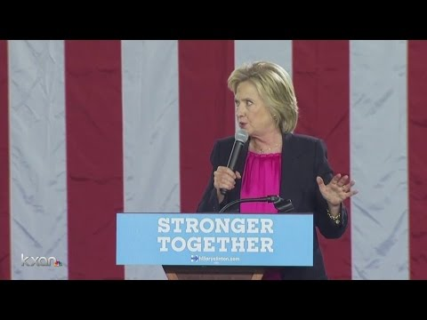 Clinton beating Trump in Texas by one percent, new poll reveals