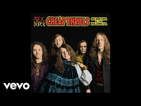 Big Brother & The Holding Company, Janis Joplin - Piece of My Heart (Take 4) (Audio)