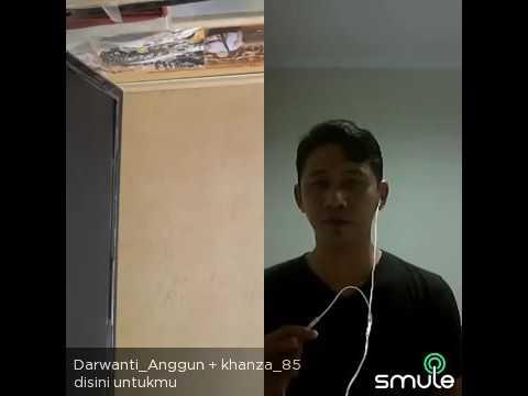 SUMPAH MIRIP BANGET Ungu disini untukmu Cover by SMULE