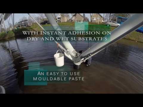 Waterfront Brigade Stopaq subsea application bridge Drachten Netherlands