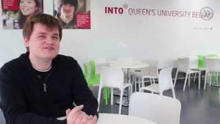 Обучение в INTO Queen's University Belfast