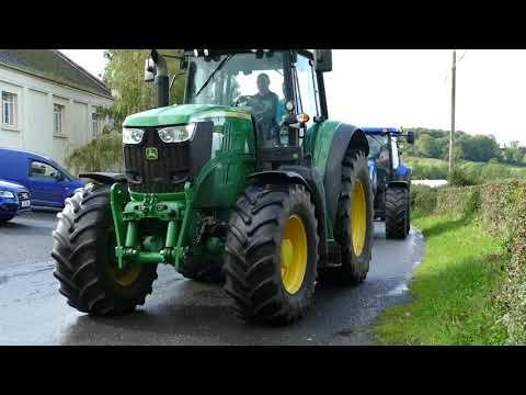 Kevin McKenna Tractor Run 2017