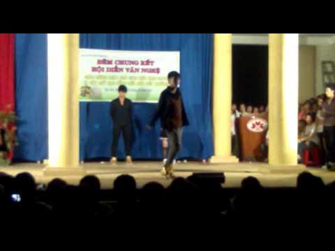 Cựu học sinh nhảy hiện đại - THPT Võ Minh Đức