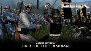 Total War: Shogun 2 - Fall of the Samurai Video Review