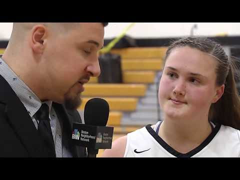 Game of the Week MVP Interview: Latin Academy Junior Fiona Manion and Head Coach Bill Dever