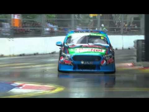 KL GP 2015 - V8 Supercars Practice 1 Session