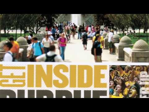 Purdue University: What We Make Moves the World Forward.