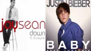 Jay Sean + Justin Bieber REMIX (Down + Baby)