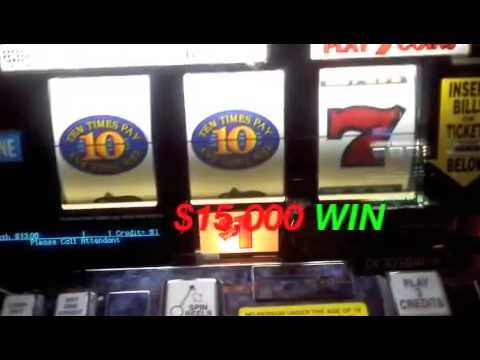 Winning at slot machines states with legalized gambling