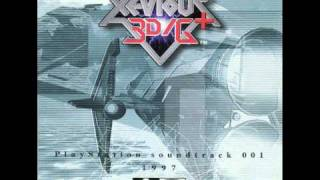 [VGM] 「XEVIOUS 3D/G+ PlayStation soundtrack 001」 T3-19   Objects & Forest