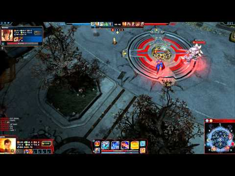 InfiniteCrisis Superman play