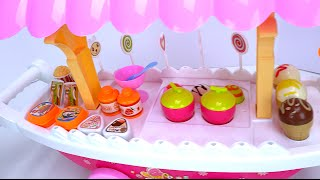 Sweet Shop Toy Ice Cream Cart for Kids!