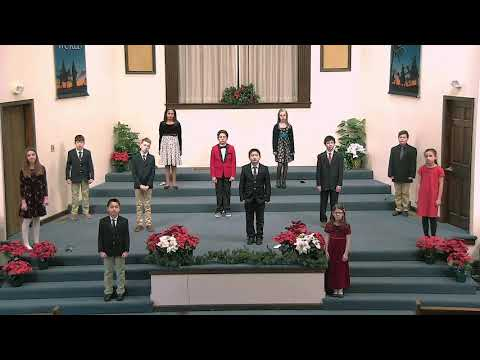 The Imago School - Lessons and Carols 2020