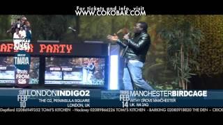 BOVI ON 3939GAY NIGERIANSquot - African Kings of Comedy - Valentine 2013 Tkts wwwcokobarcom