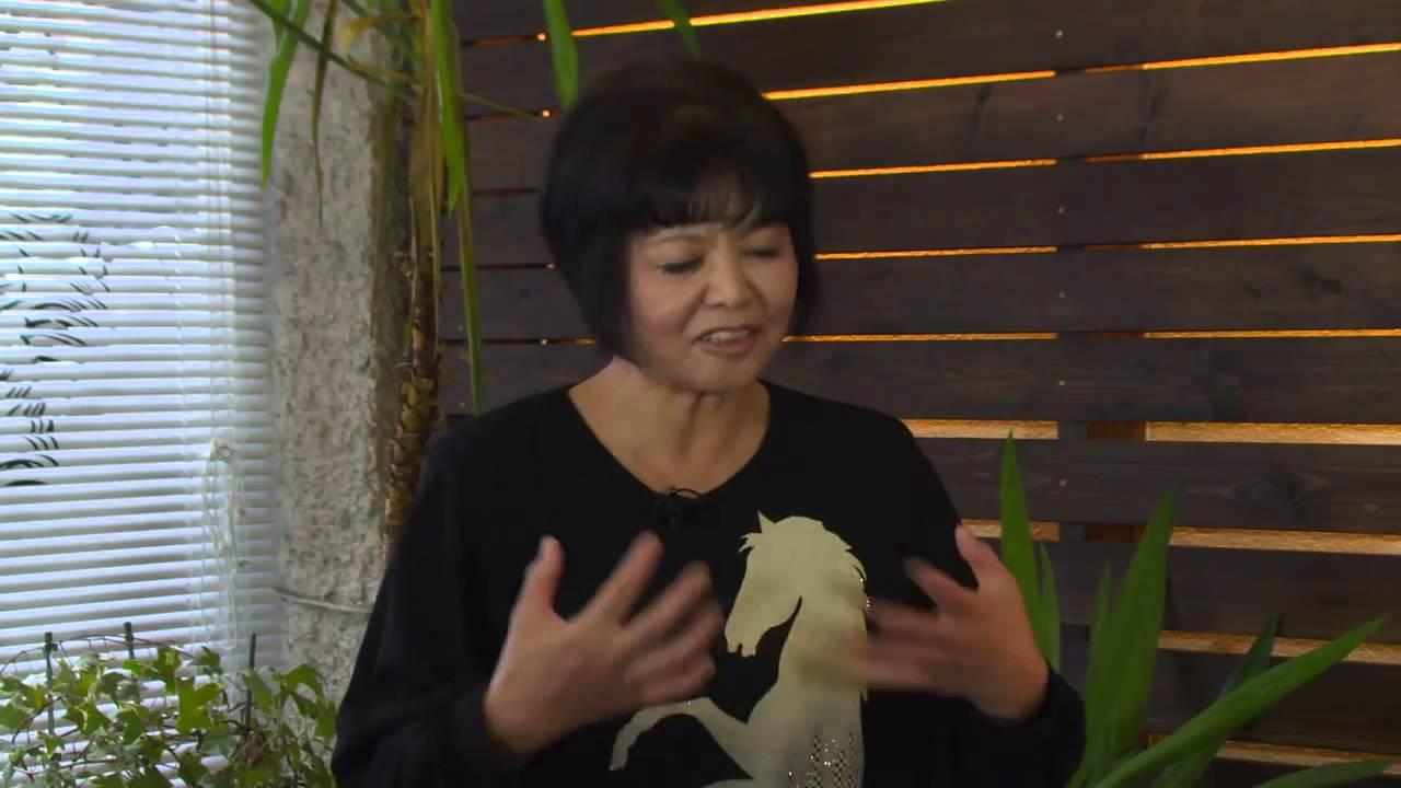 松原照子の「幸福への近道」 with百瀬直也 - YouTube