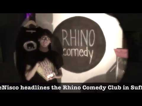 Headlining Rhino Comedy Club June 9th