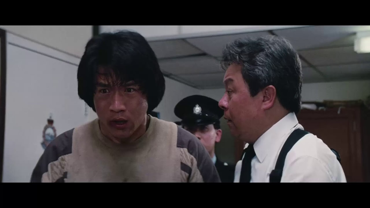 Police Story (1985) - International Trailer (HD) (1986) - YouTube