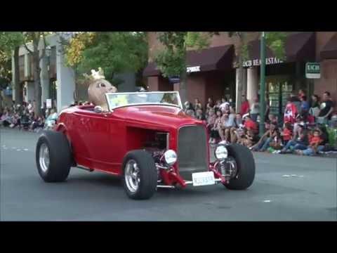 2016 Walnut Festival Parade