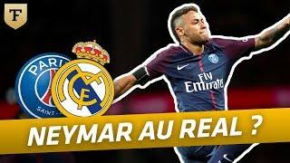 PSG : La mise au point de Neymar sur un transfert au Real Madrid