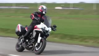 Ducati Multistrada 1200S test ride