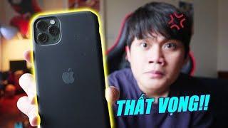 """TOP 4 ĐIỂM MÌNH """"KHÓ CHỊU"""" VỀ iPHONE 11 PRO MAX... SAU 1 THÁNG!!!"""