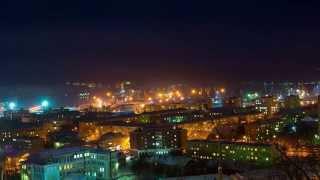 Мурманск в полярную ночь Timelapse 4K Baraban video 2015(Зимние пейзажи Мурманска в полярную ночь., 2015-02-15T12:08:39.000Z)
