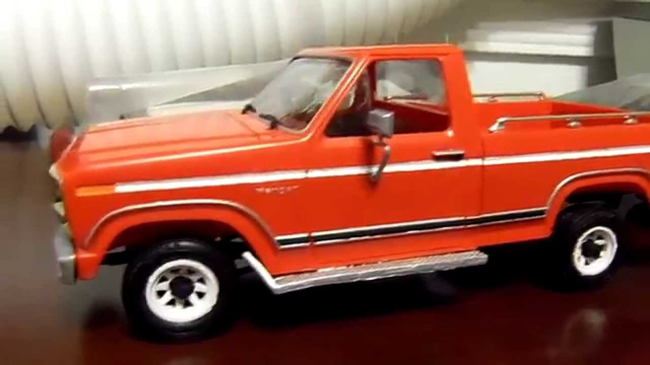 Ranger Builds 1981 Ford Ranger F 150 Dad S Truck Part 3