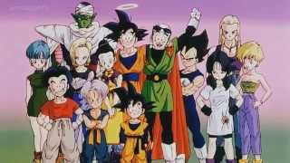 Dragon Ball Z: Cartoon Network ıntro Buu Saga HD
