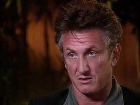 Eye To Eye With Katie Couric: Director Sean Penn (CBS News)