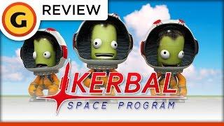 Kerbal Space Program - Review
