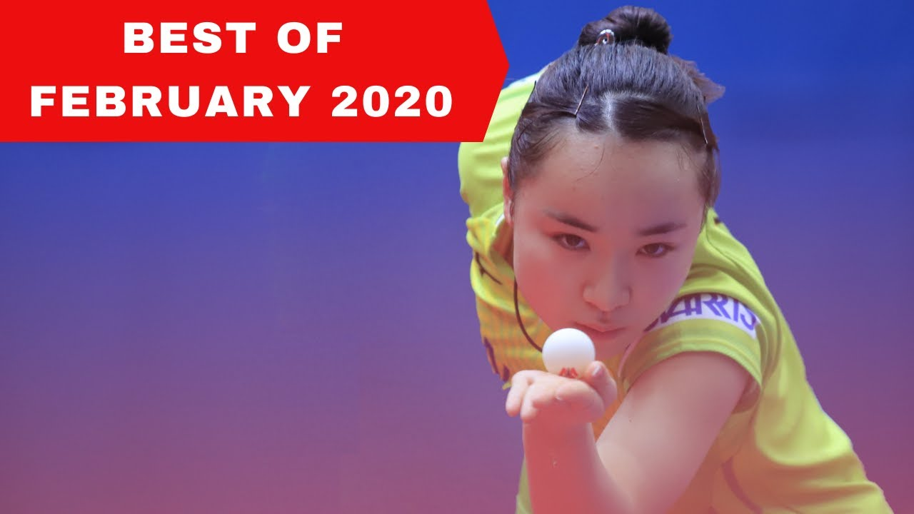 Download Best table tennis points february 2020