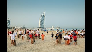 XDubai Dubai Film and Breitling ME joins forces with Azraq to lead the action on World Clean Up Day