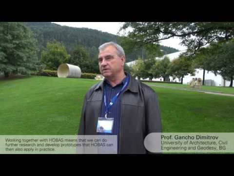 Interview with Prof. Gancho Dimitrov, Bulgaria