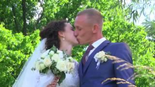 Яркие моменты свадьбы.