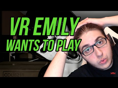 KORKU - Emily Wants To Play   Sanal Gerçeklik HTC Vive