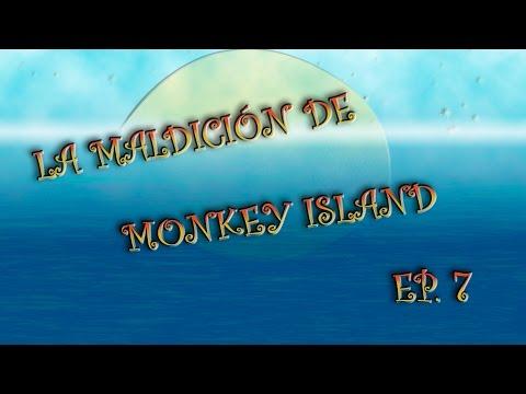 La Maldición de Monkey Island Ep 7 Isla Blood